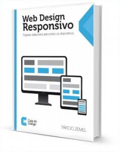 Livro Web Design Responsivo