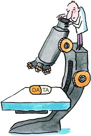 HTML5 Microdata API: ilustração-metáfora