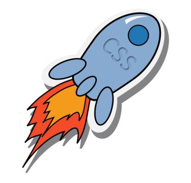 Foguete CSS: representação de como escrever CSS eficiente