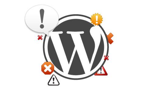 WordPress: problemas comuns e como resolver