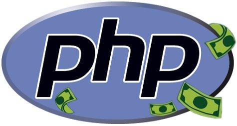 PHP dinheiro
