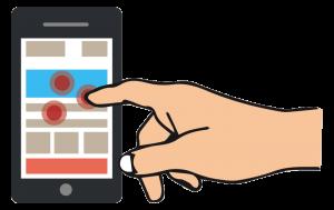 Device-Agnostic, pontos a se considerar: inputs via touch