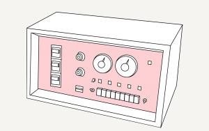 Esqueumorfismo e assistentes de voz: metáfora com máquina.
