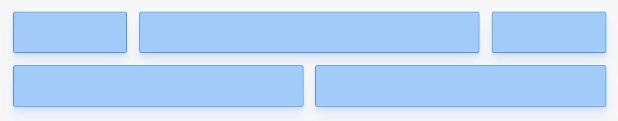 Quebrar linha com Flexbox: adicionando mais uma linha ao layout-exemplo iniciado.